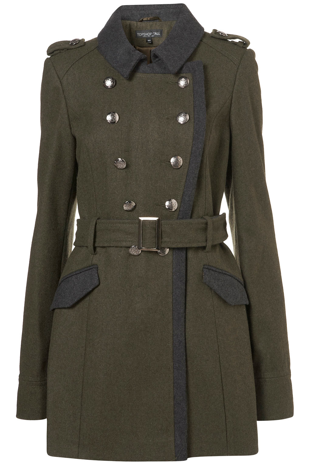 Military Inspired Coats | The Double Issue